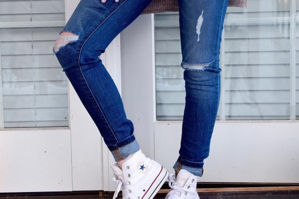 Jeans Anti Gemuk