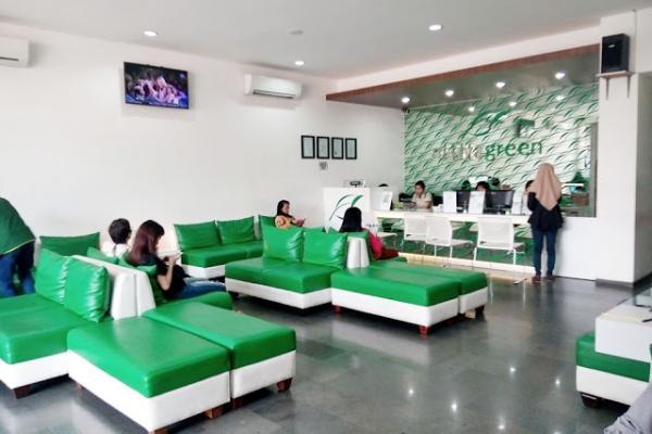 Suasana Navaagreen di Surabaya
