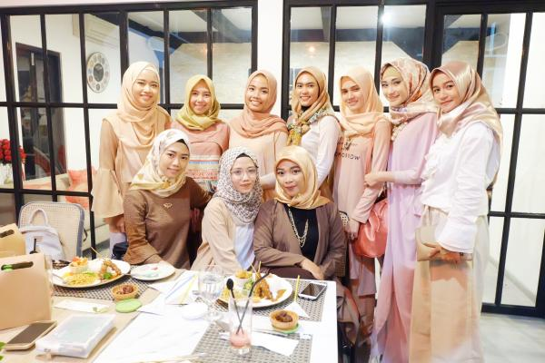 Aishaderm Tea Party #KurmaInvasion and Mini Review
