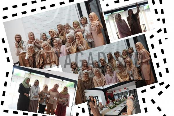 Unforgettable Moment, Aishaderm Tea Party 'Kurma Invasion'