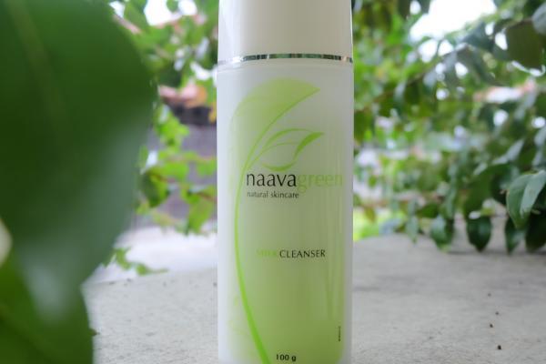 Milk Cleanser NaavaGreen